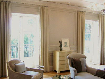 Image example of a window treatments